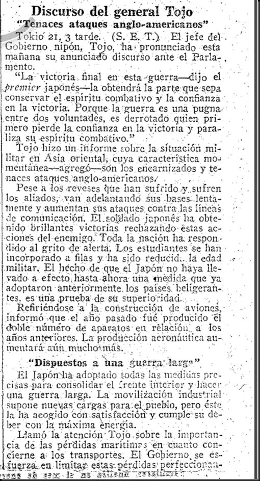 """Tojo: """"Nuestro ideal es la implantación de un nuevo orden mundial más justo"""" (ABC, 22/01/1944) Image_thumb73"""