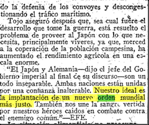 """Tojo: """"Nuestro ideal es la implantación de un nuevo orden mundial más justo"""" (ABC, 22/01/1944) Image_thumb74"""