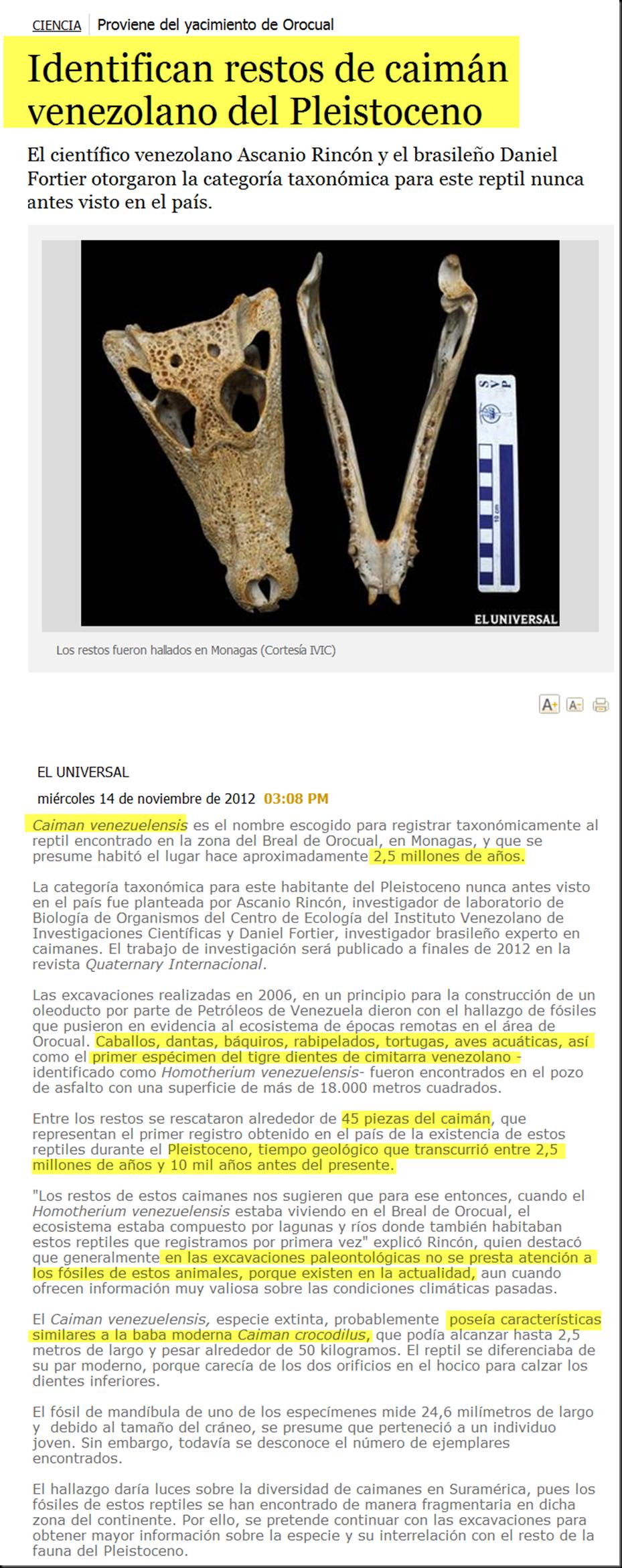 """El """"Caimán Venezuelenis"""" no evoluciono, es otro fósil viviente más Image_thumb30"""