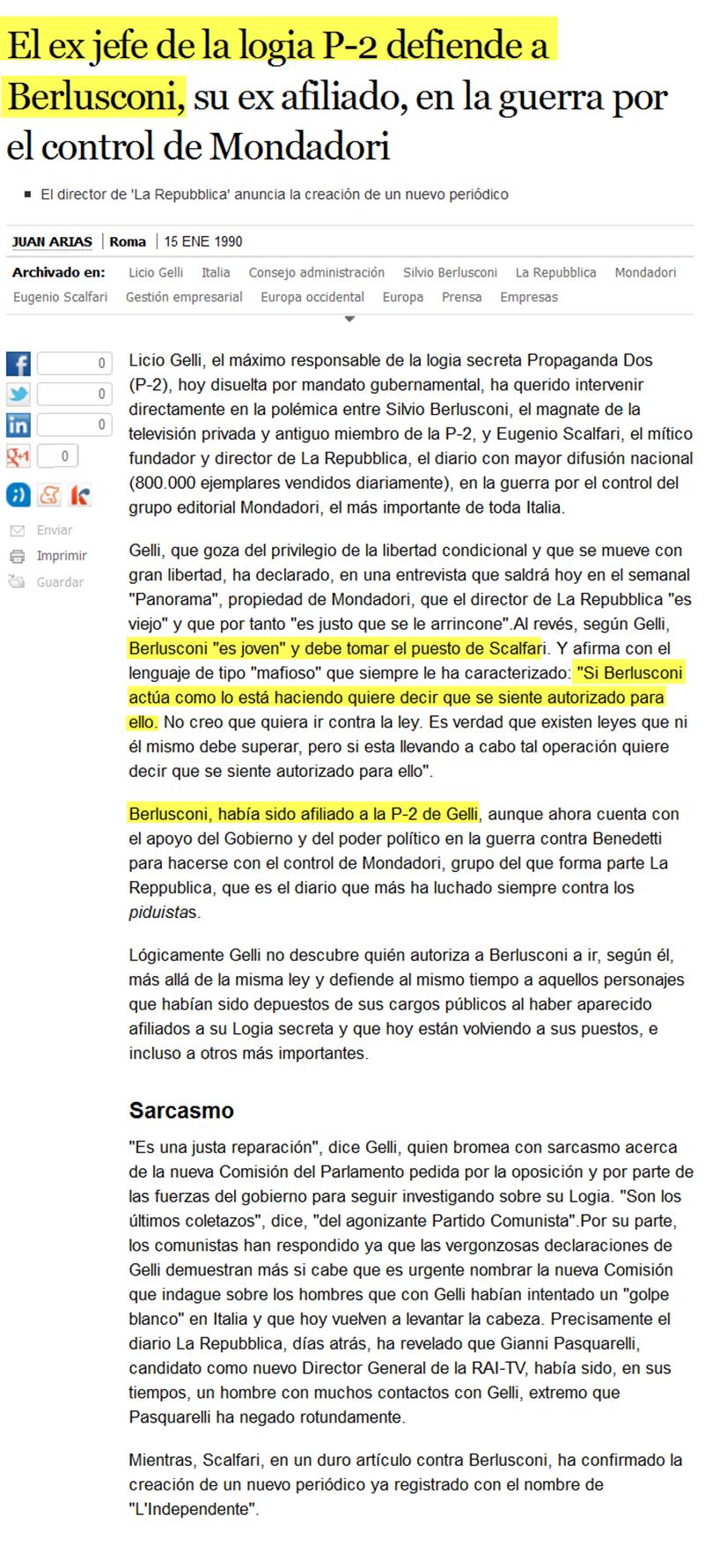 Berlusconi, miembro de la logia masónica P2 (Propaganda Due) Image_thumb21