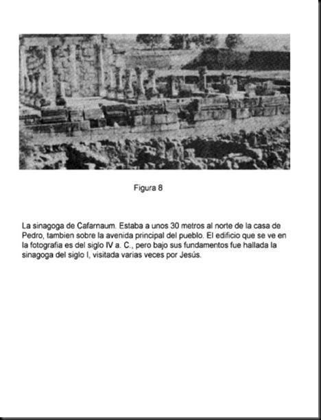 La casa de Simon Pedro en Cafarnaúm donde vivió Jesús Image_thumb18