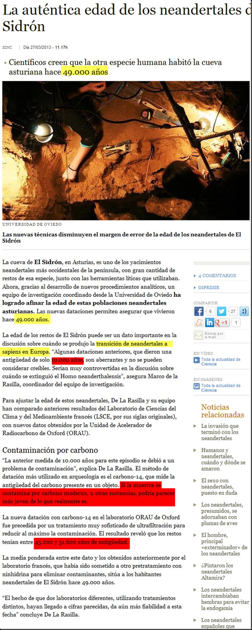 Unos restos de neandertal fueron datados en 10.000 años antes de ser manipulados Image_thumb54