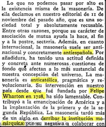 """Citas de Franco con pseudónimo """"J. Boor"""" en el libro """"Masonería"""" Image_thumb7"""