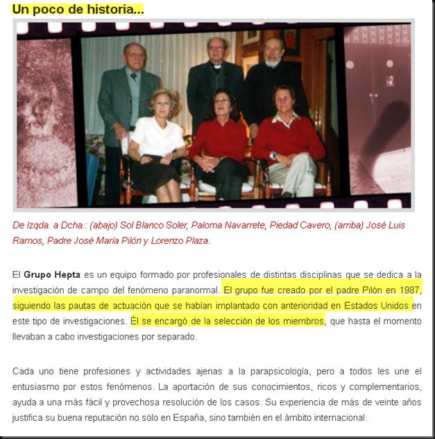 José María Pilón S.J fundó el grupo Hepta de parapsicología Image_thumb39