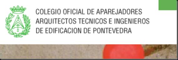 COLEGIO OFICIAL DE APAREJADORES, ARQUITECTOS TECNICOS E INGENIEROS DE EDIFICACION DE PONTEVEDRA Image_thumb6