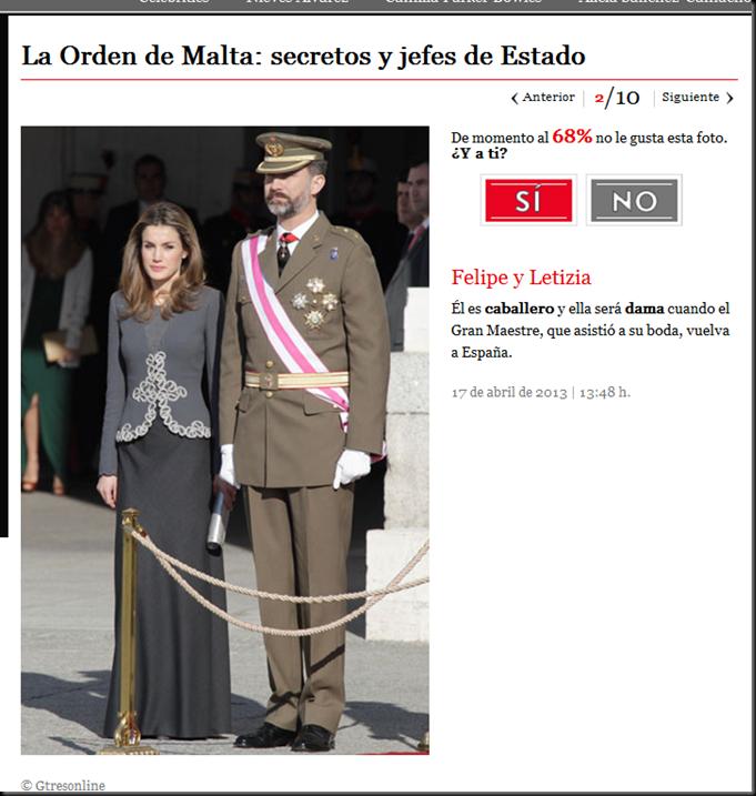 El principe Felipe, nuevo Felipe VI, la Casa Real Española y la Orden de Malta Image_thumb2
