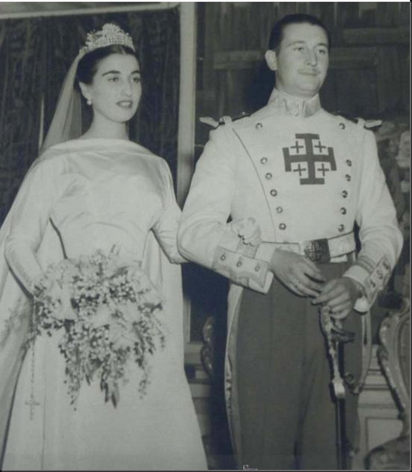 Luis Alfonso de Borbón: Caballero de Malta Image_thumb20