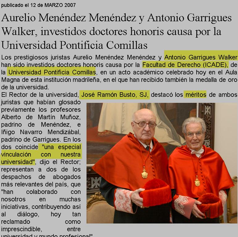 """""""Introducción de la Trilateral en España, (El País, 20/09/1981) Image17"""