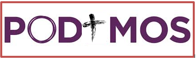 """""""El número dos de Podemos, Juan Carlos Monedero, da clases en una universidad jesuita de Madrid"""" Ccc1d-cruzpodemos"""