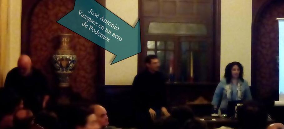 """""""El número dos de Podemos, Juan Carlos Monedero, da clases en una universidad jesuita de Madrid"""" Image6"""