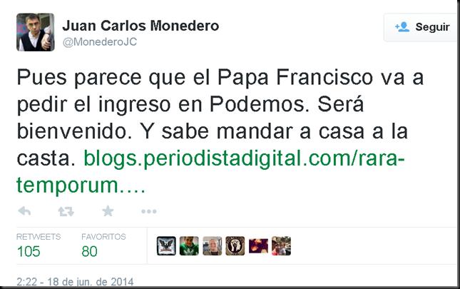 """""""El número dos de Podemos, Juan Carlos Monedero, da clases en una universidad jesuita de Madrid"""" Image_thumb1"""