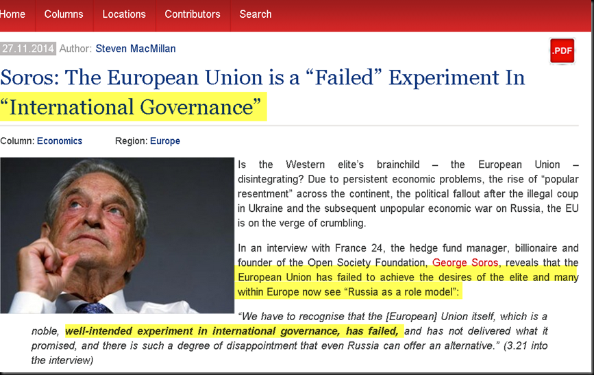 """Soros: The European Union is a """"Failed"""" Experiment In """"International Governance"""" , (journal-neo.org, 27/11/2014 Image_thumb21"""